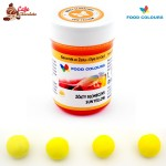 Food Colours Barwnik żel Żółty Słoneczny 35g